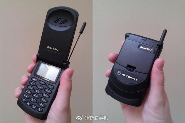 摩托羅拉的經典手機