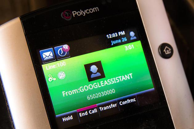 """谷歌""""自动打电话""""AI功能有限:25%呼叫需人类开始"""