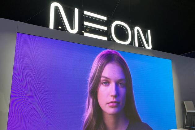 """三星""""人造人""""Neon背后:愿意牺牲功能着重个性"""