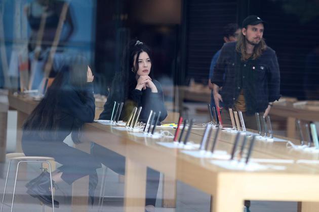 """苹果美国零售店无限期关闭:直至""""另行通知""""为止"""