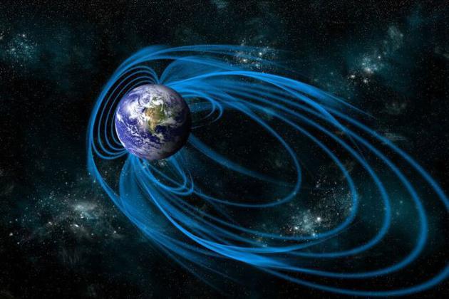 欧洲空间局:过去200年全球磁场强度下降了9%
