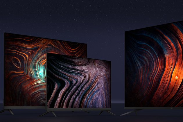 OnePlus印度发布三款新电视产品:55英寸4K屏幕支持Dolby Vision | OnePlus |印度| TV
