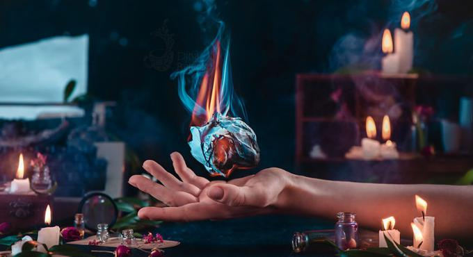 奇幻的魔法摄影与后期 为生活增添无限乐趣