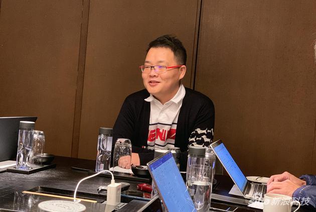 iQOO品牌负责人冯宇飞