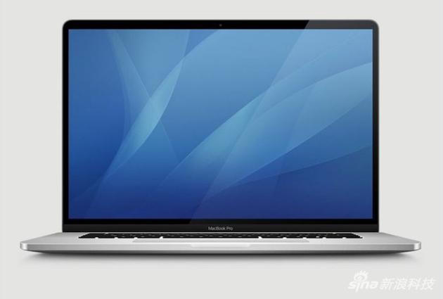 这是传闻中的16英寸MacBook Pro?机身不变更大屏幕