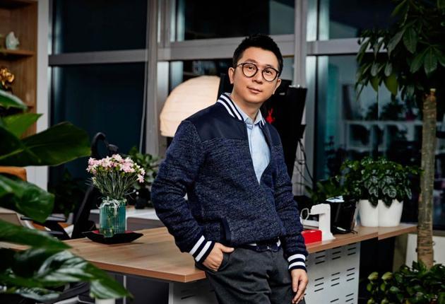 阿里巴巴文化娱乐集团轮值总裁杨伟东。来源:被访者供图
