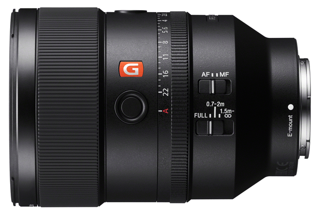 G大师镜头FE 135mm F1.8 GM