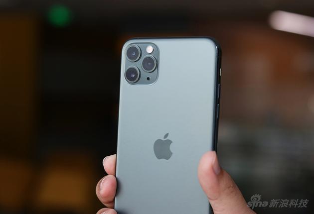 磨砂后背的iPhone 11 Pro系列