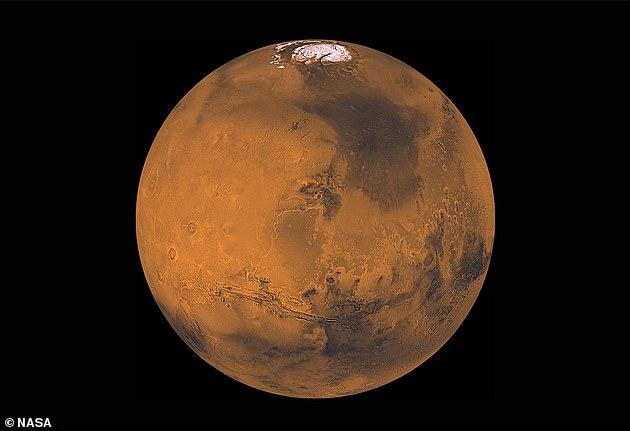 需要1万枚核弹才能将火星变地球