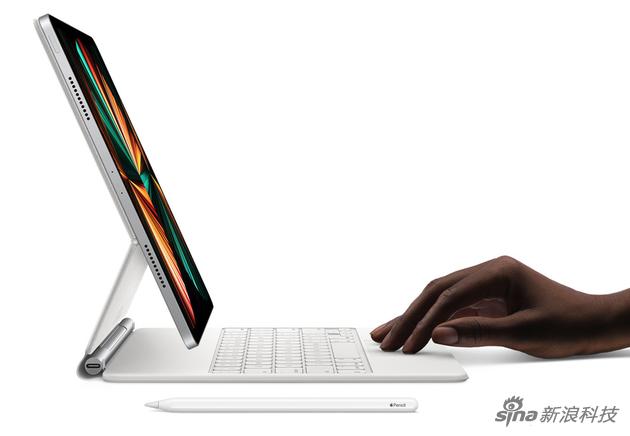 苹果支持文档显示旧妙控键盘跟新iPad Pro可以兼容 最好别贴膜