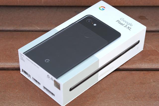 Engadget曝光的谷歌Pixel 3 XL包裝