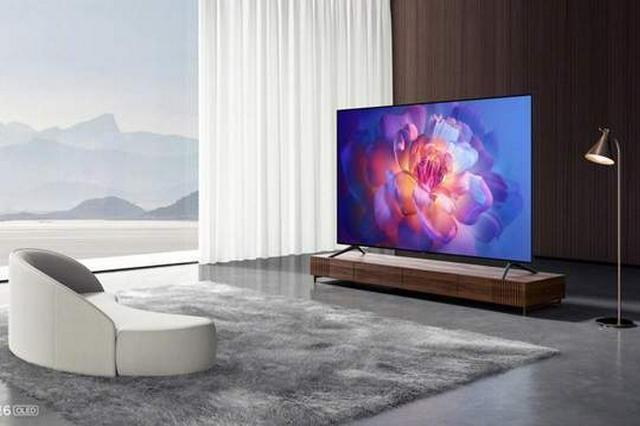 小米推二代OLED电视