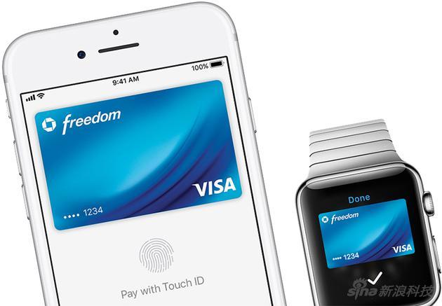 国外移动支付市场预测:苹果三星谷歌占统治地位