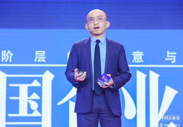 华兴资本包凡:产业互联网企业的成长往往是先慢后快