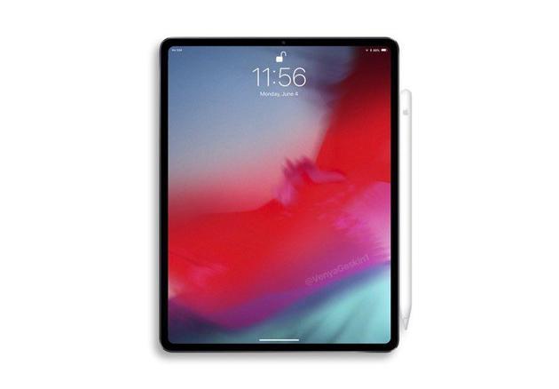 传说中的iPad Pro