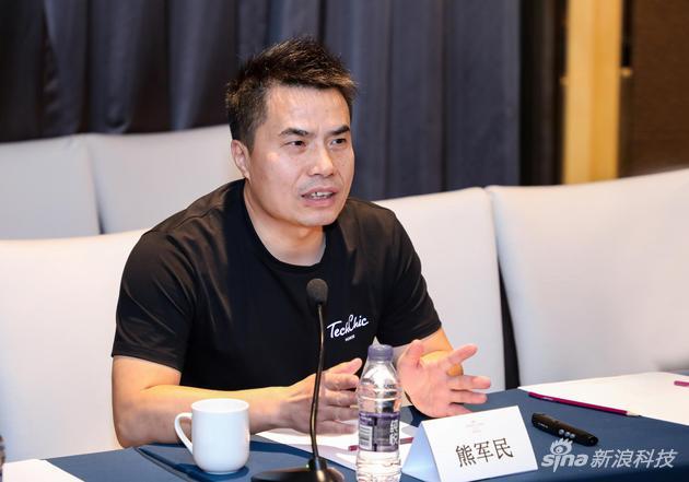 荣耀产品副总裁熊军民
