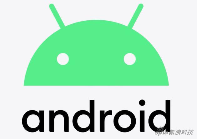 新版Android系統logo
