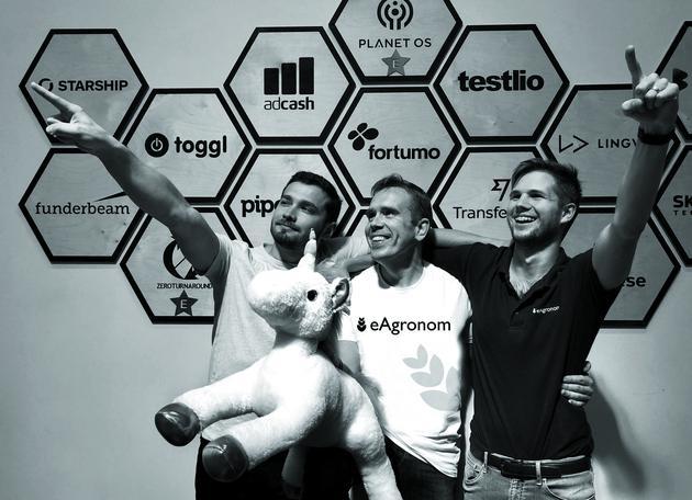 爱沙尼亚有很多社交创业组织帮助创业者结识投资人构建关系网络。图/Lift99官网