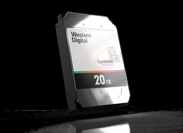 西部数据宣布推出基于OptiNAND技术的全新磁盘架构设计
