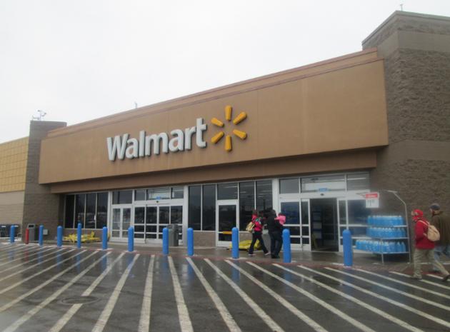 前雇员:沃尔玛谎报在线销售额增长数据