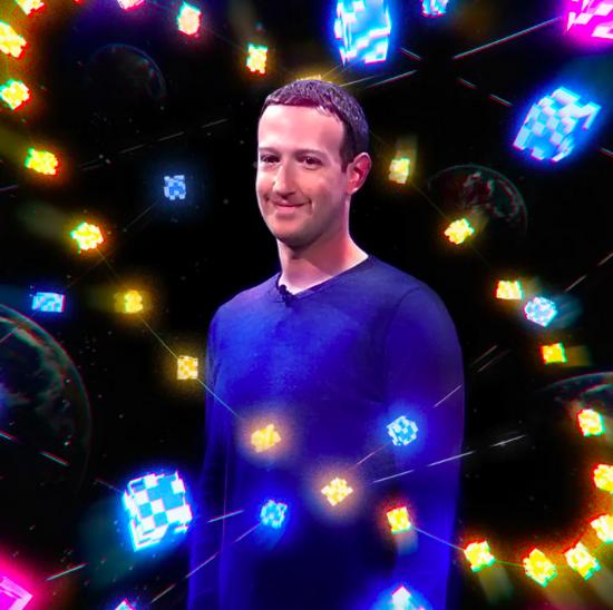 《【多彩联盟app登录】开启新篇章?扎克伯格:Facebook在未来五年内变成元宇宙公司》