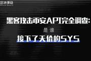 黑客攻击币安API完全调查
