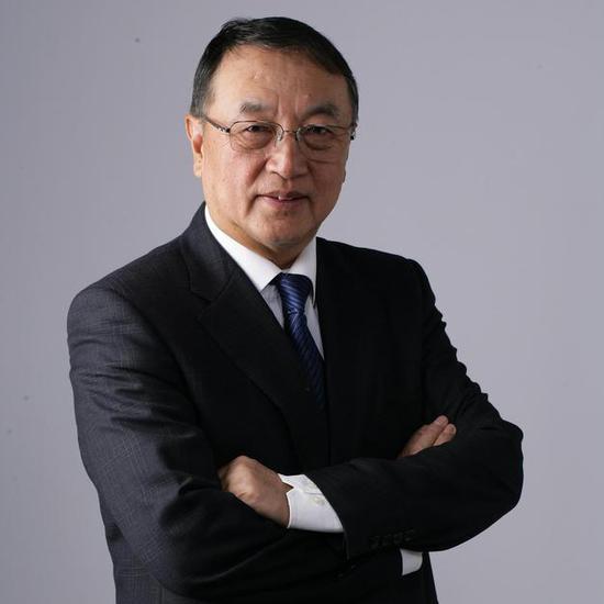 联想控股董事长、联想集团创始人柳传志