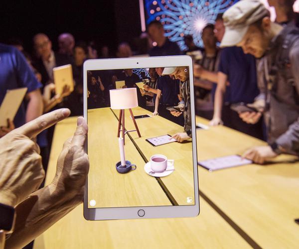 苹果或许在AR产业下一盘大棋:千人独立团队分开办公