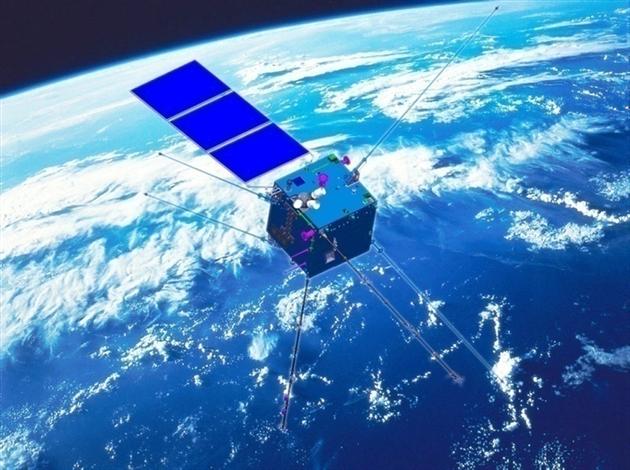 张衡1号电磁监测试验卫星