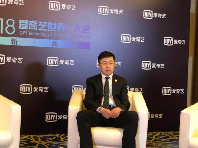 愛奇藝創始人兼CEO龔宇
