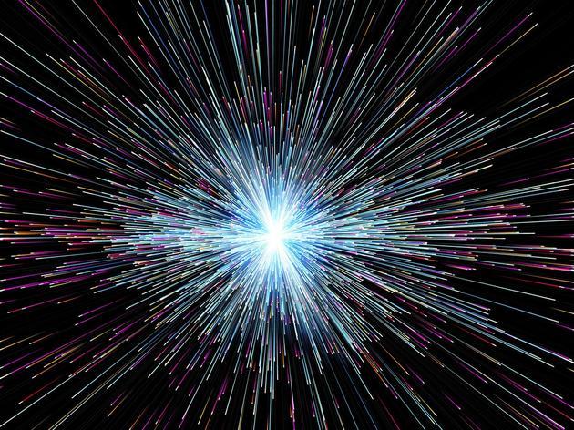 宇宙膨胀无法直接验证,因此科学家希望在实验室中进行模拟。