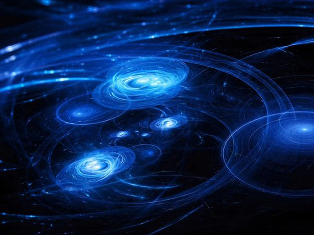 暗物质是什么?没有人真实知道,但是一种可能性解释认为,暗物质是由大爆炸诞生原始迷你黑洞组成。