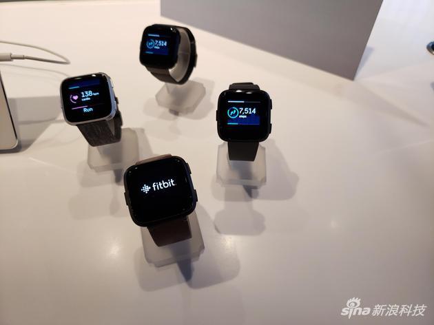 fitbit versa智能手錶
