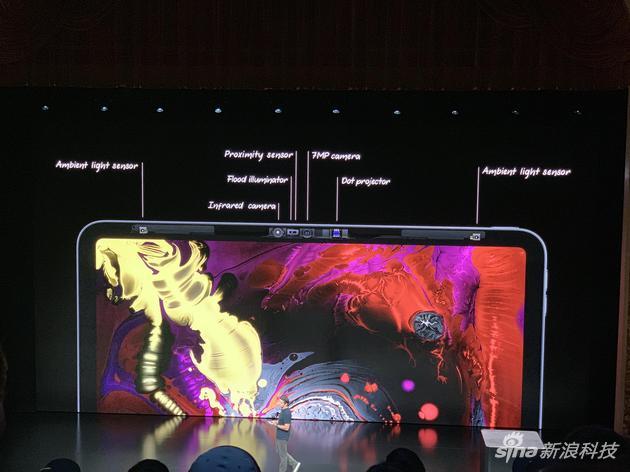 内置Face ID的新iPad Pro