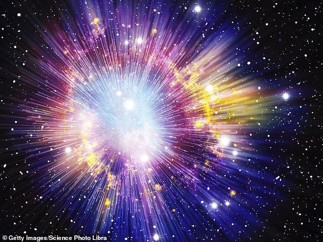"""科学家首次观测到一种难以捉摸的物质类型,它包含短暂寿命的""""虚拟粒子?#20445;?#36825;可能是我们对早期宇宙?#29616;?#30340;重大突破。"""