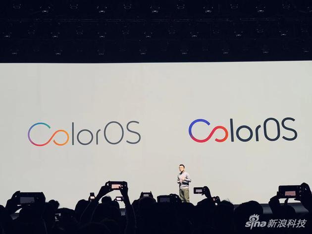 colorOS改变设计