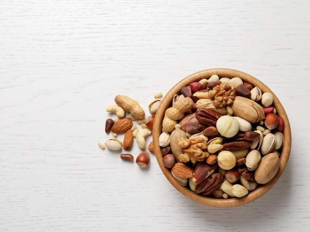 堅果是可以補腦的食物嗎?