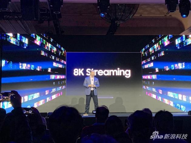 CES 2020:三星发布QLED 8K电视 几乎没有边框