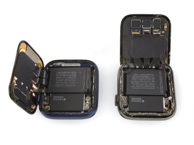 iFixit拆解六代Apple Watch:结构更简单 电池增大了一点