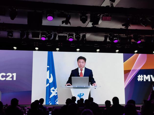 中国电信柯瑞文:中国5G套餐用户数超3亿 5G仍处于发展初期