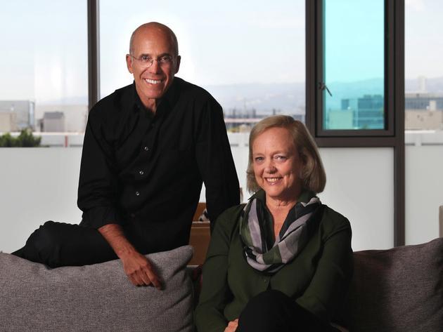 流媒体视频初创企业Quibi筹资4亿美元