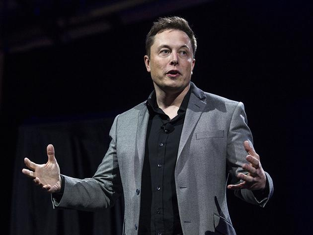 Tesla的CEO,Elon Musk 图片:Ringo H.W. Chiu/Associated Press