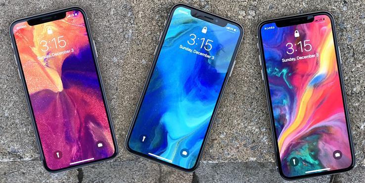 每款都有惊喜 2018上半年最受关注旗舰手机盘点