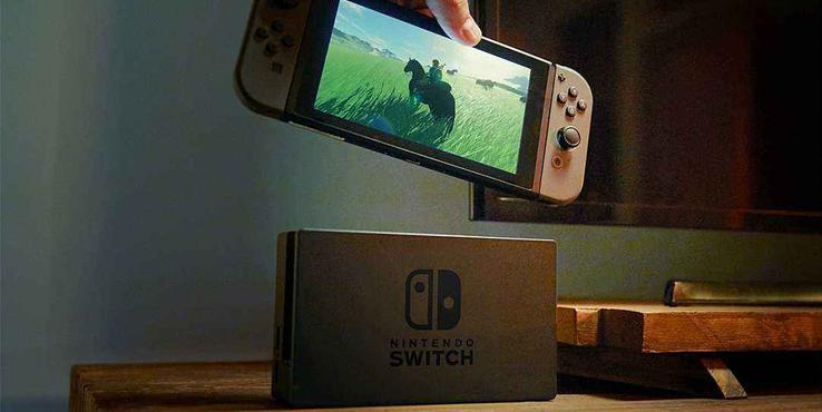 Switch将推超级强化版:4K分辨率