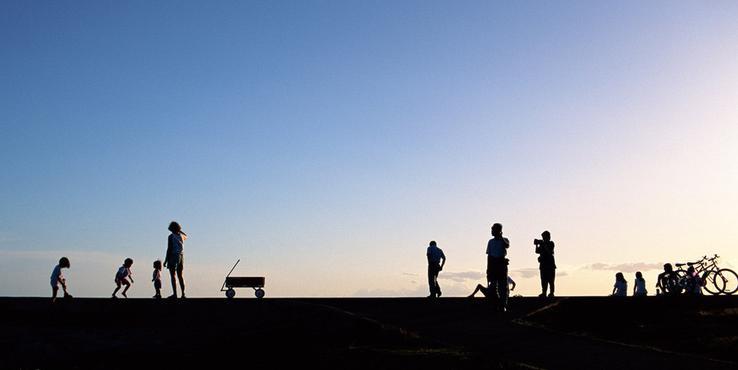 不仅拍风景美拍人也很美 秋季郊游拍照手机推荐