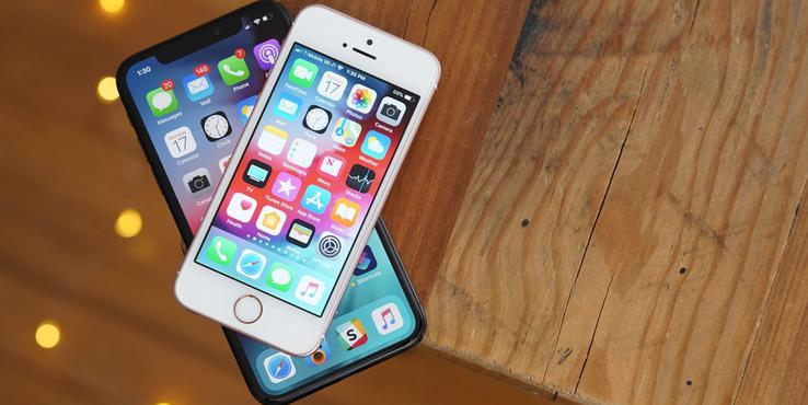 苹果推送iOS更新 这个动画效果是两家公司争斗关键