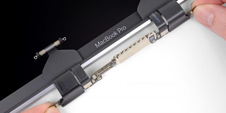 "MacBook Pro又出事了 16款之后机型遭遇""排线门"""
