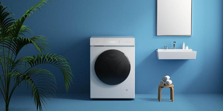 米家洗烘一体机评测:动动银河至尊游戏官网就把一周的衣服洗干净
