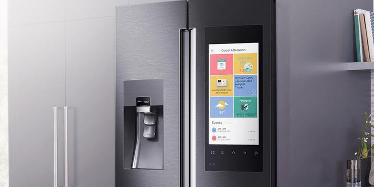 冰箱可以购物听歌 但你需要这些花哨的功能吗?