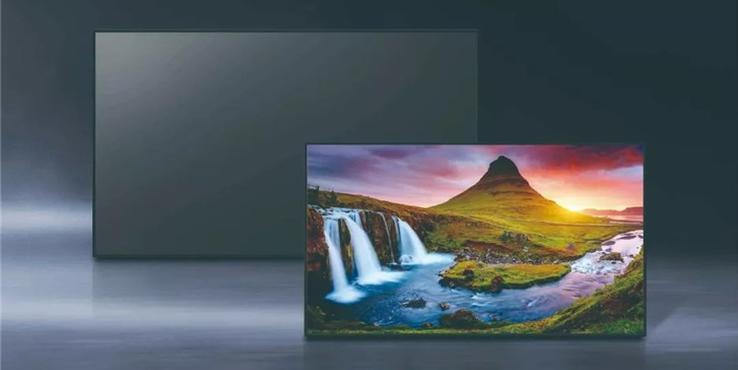 松下发布SQ1C系列显示器:98英寸4K分辨率